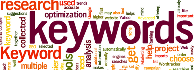 "Key word Rank of Keyword = ""Keyword"""